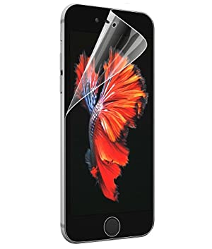 BBtech Apple iPhone 6 / 6S High Definition (HD) Crystal Clear Transparent Screen Protectors - Maximum Clarity and Touchscreen Accuracy