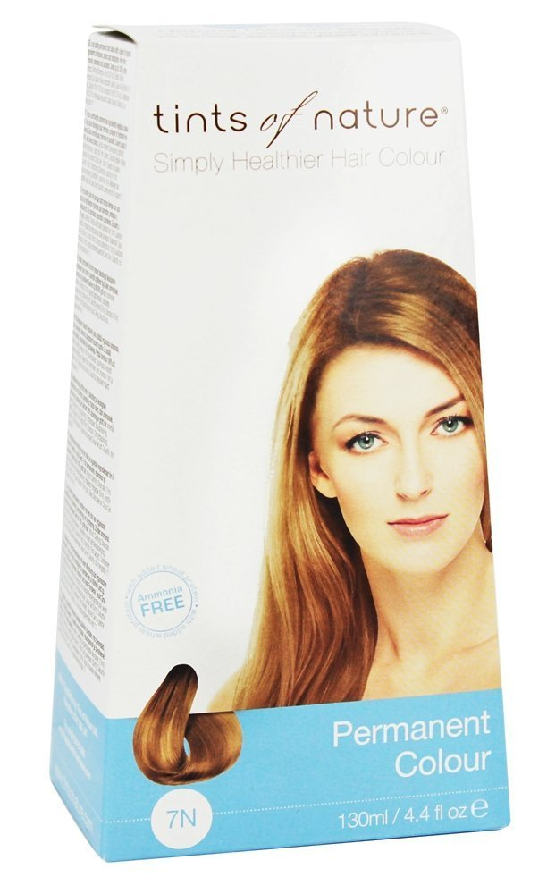 *Disc Mfg 6/02/06 sc*Hair Color-7N/Natural Medium Blonde - 4 oz - Liquid