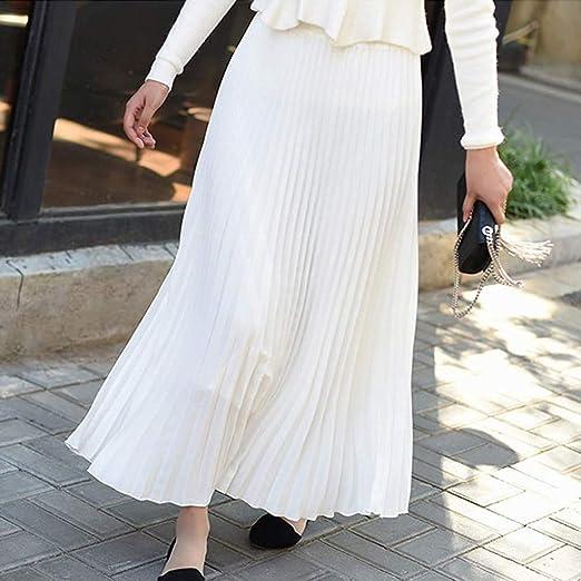 lowest price ef1ed a208f Lunga Gonne Lino A Maxi Abito Gonna Vestito Donna Vintage clK1FJ