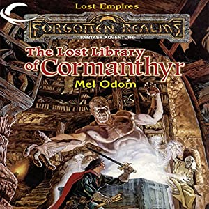 The Lost Library of Cormanthyr Audiobook