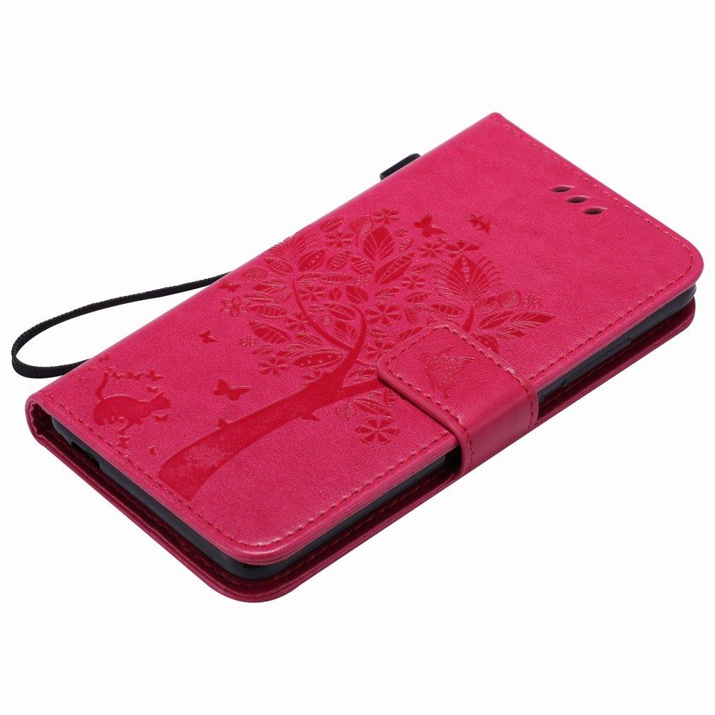 Ougger Fundas Xiaomi Redmi Note 3 Golden Hoja de la Suerte Billetera PU Cuero Magn/ética Silicona Flip Piel Protector Tapa Cover con Ranura para Tarjetas Redmi Note 3 Pro Carcasa