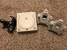 Sega Dreamcast White Console System with Games Large Bundle Deal Lot