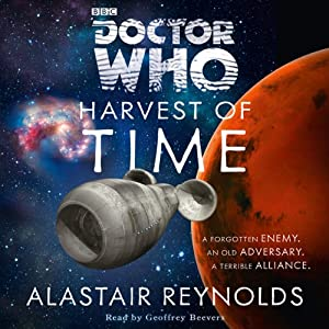 Doctor Who: Harvest of Time (3rd Doctor Novel) Audiobook