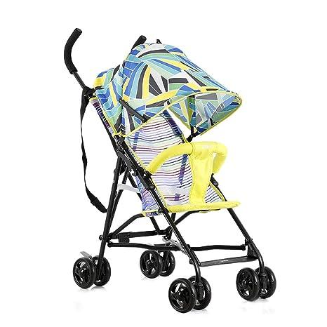 Carritos y sillas de Paseo Cochecito Ligero con diseño ...