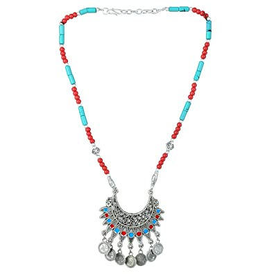 nepali loading image ebay itm tibetan is coral amp party wear s lapis necklace