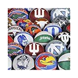 100 Pc College Micro Basketballs