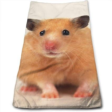 Amazon com: Lovely Small Hamster Cool Towel Beach Towel