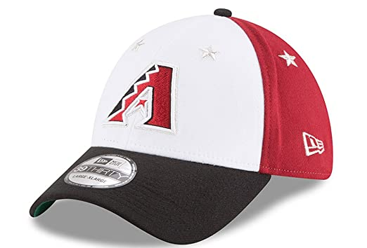 online store 2ac74 a76df ... germany new era arizona diamondbacks all star game patch cap 39thirty  curved visor s m mlb limited