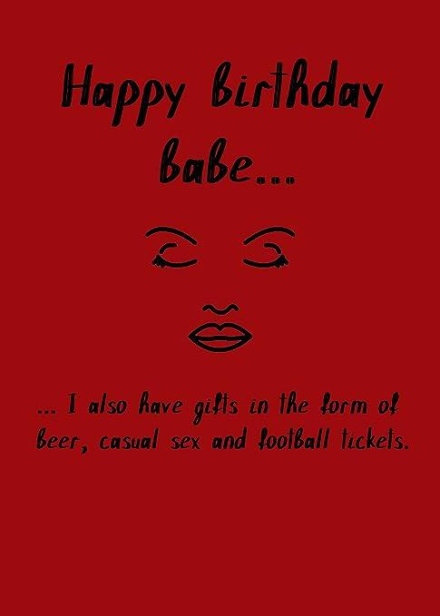 Amazon.com: Funny Tarjetas de cumpleaños | Tarjetas de ...
