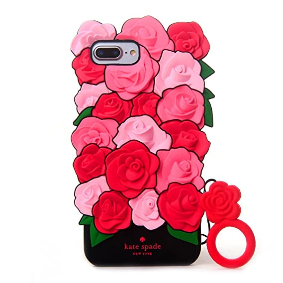 best sneakers d9e99 39d30 iPhone 7 Plus Case, iPhone 8 Plus Case, Phenix-Color 3D Cute Cartoon Soft  Silicone Hello Kitty Gel Back Cover Case for Apple iPhone 7 Plus / iPhone 8  ...