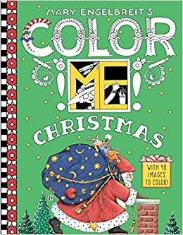 Mary Engelbreit's Color ME Christmas Coloring Book: Mary ...
