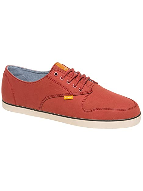 Element - Zapatillas para hombre, color rojo, talla 11,5: Amazon.es: Zapatos y complementos