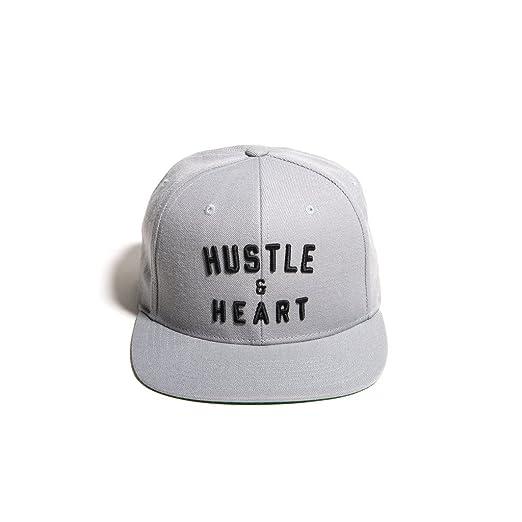e4370c23efd DETHRONE Men s Hustle Snapback - Silver at Amazon Men s Clothing store