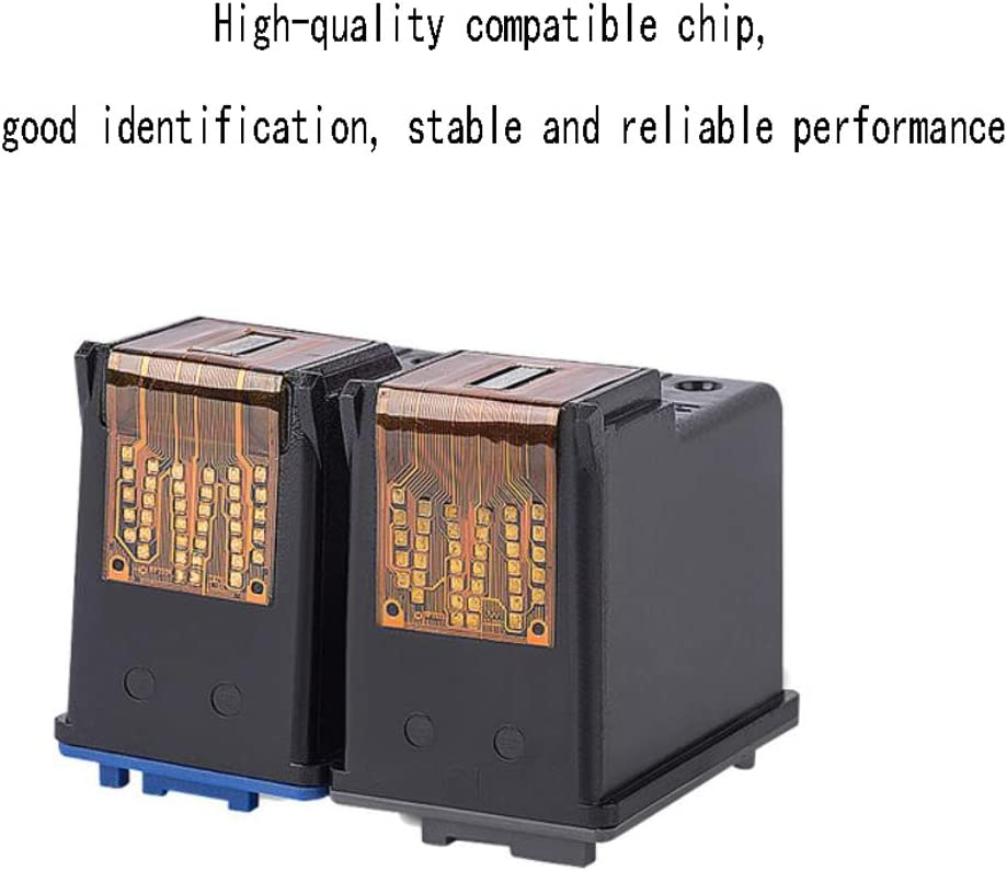 for HP 3636 3638 1118 2138 3838 4538 2678 Printer Cartridge Black Color set-2-set GYBN High-Capacity refillable Ink Cartridge for HP 680 Ink Cartridge