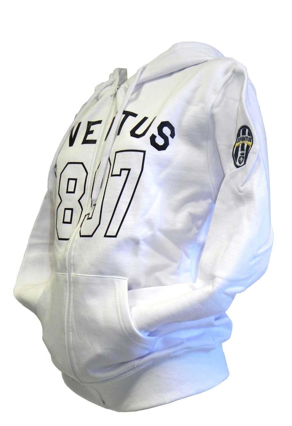 Felpa Bianca 1897 Juventus