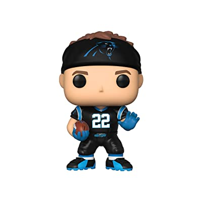 Funko POP! NFL: Christian McCaffrey (Panthers): Toys & Games