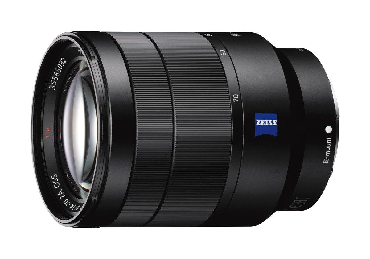 Sony SEL-2470Z Zeiss Zoom-Objektiv schwarz: Amazon.de: Kamera