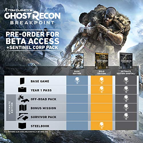 Tom Clancy's Ghost Recon Breakpoint Standard Edition - Xbox One [Digital Code]