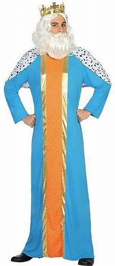 Atosa-30760 Disfraz Rey Mago Hombre Adulto-T, Color Azul, M-L ...