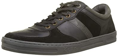 bed69ae4218fed Kickers Apon, Baskets Homme: Amazon.fr: Chaussures et Sacs