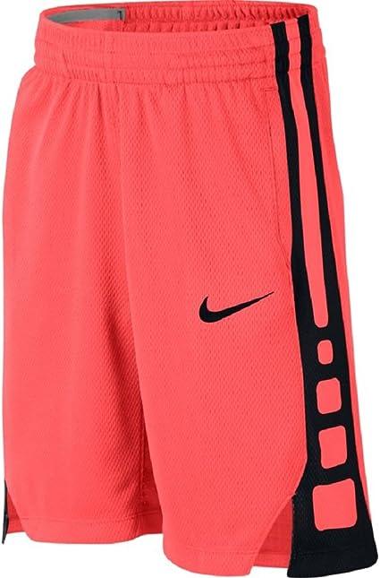 Nike B NK Dry Elite Stripe Short, Enfants