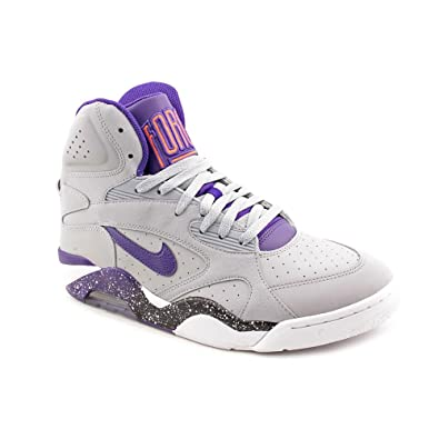 038c763092717 Nike New Air Force 180 MID Mens Basketball Shoes 537330-050 Wolf Grey 10.5  M US  Amazon.co.uk  Shoes   Bags