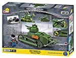 COBI Historical Collection Renault FT-17 Tank from COBI