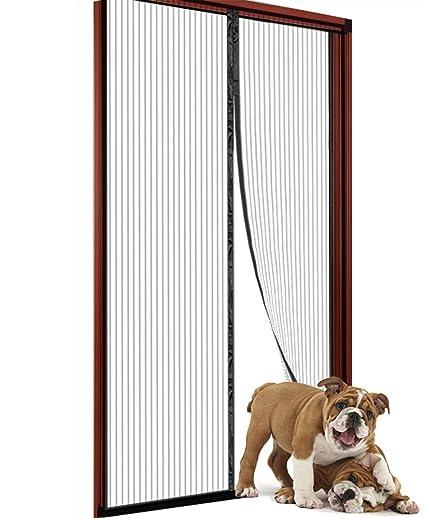 Magnetic Screen Door 34x82 For Sliding Glass Door French Doors