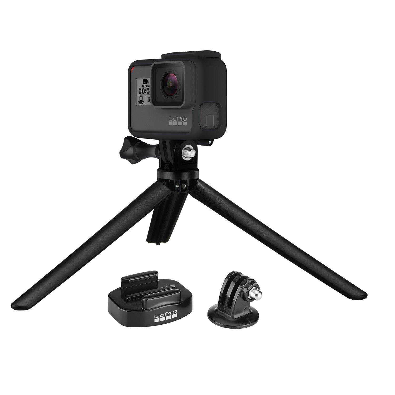 GoPro Camera ABQRT-002 Tripod Mounts (Black)
