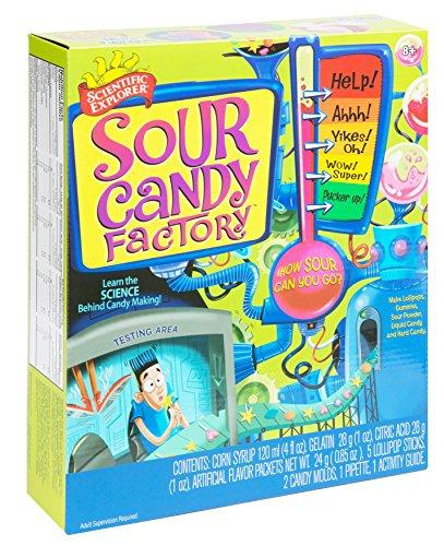 Scientific Explorer Sour Candy Factory product image
