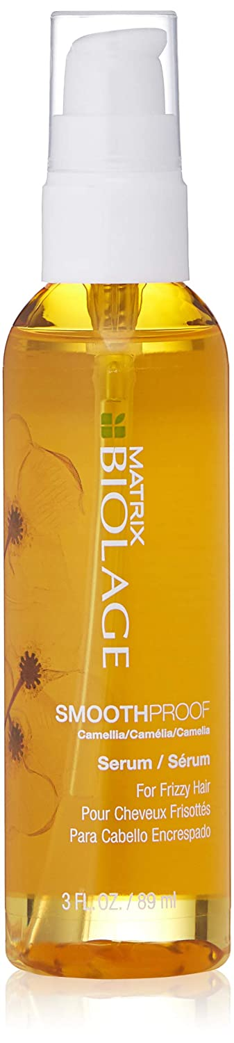 MATRIX BIOLAGE SMOOTHPROOF serum 89 ml By (author) AA.VV 0884486151957
