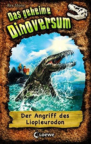 Download Das geheime Dinoversum 08. Der Angriff des Liopleurodon pdf epub