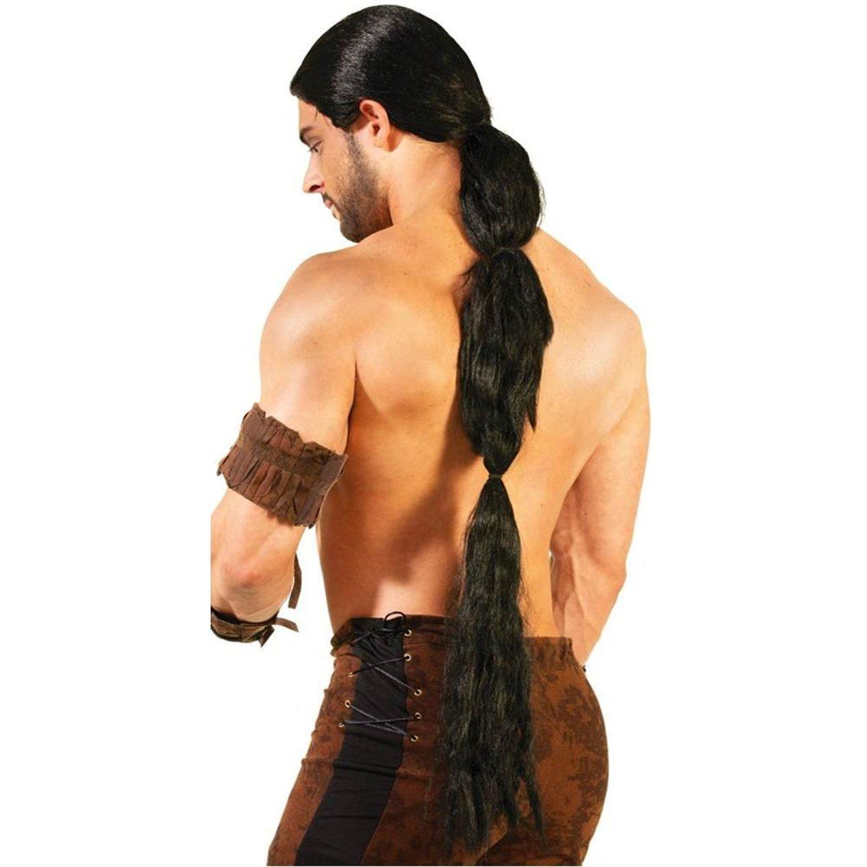 Forum Novelties Native Warrior Wig