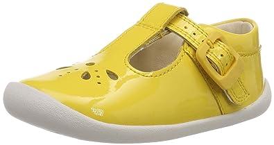 810776d7cef Clarks Baby Girls  Roamer Star T Ballet Flats  Amazon.co.uk  Shoes ...