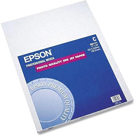 Epson S041171 Papel fotográfico - C - 17