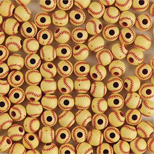 Softball Beads (Bag of 144)