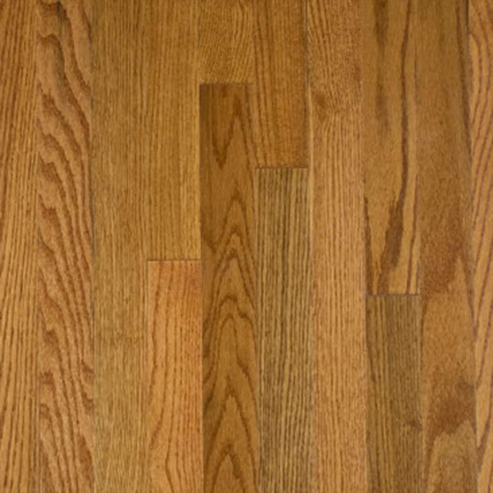 Gunstock $3.44SF Bruce Capella Smooth Strip 3//4 x 2 1//4 Oak