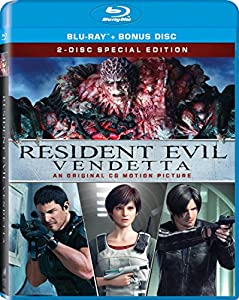 Cover Image for 'Resident Evil: Vendetta'