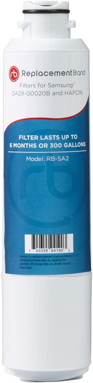 Samsung DA29-00020B HAF-CIN/EXP Comparable Refrigerator Water Filter