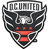 DC United Primary Soccer Team Crest Pro-Weave Jersey MLS Futbol Patch