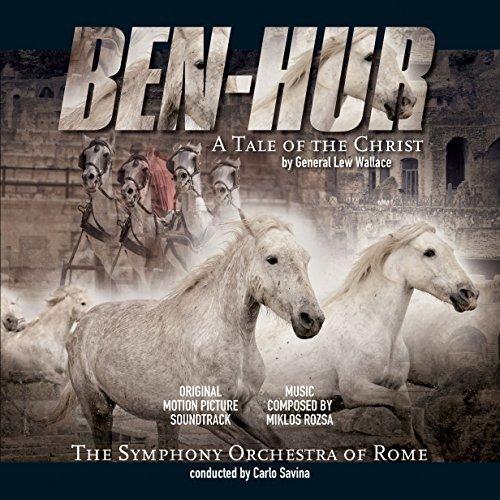 SOUNDTRACK - BEN-HUR / O.S.T. (HOL)