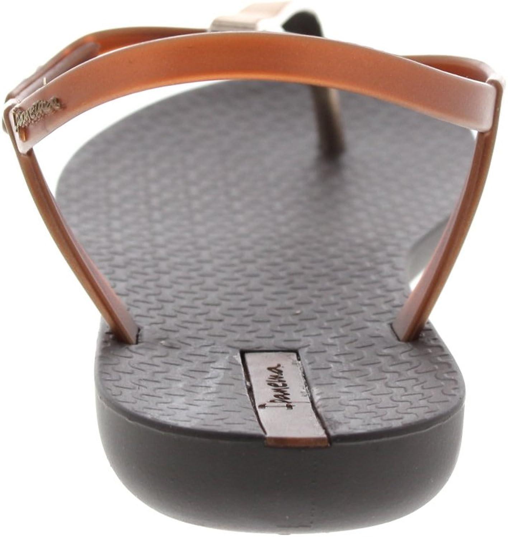 Ipanema Brown Bronze Charm V Sandal 82283