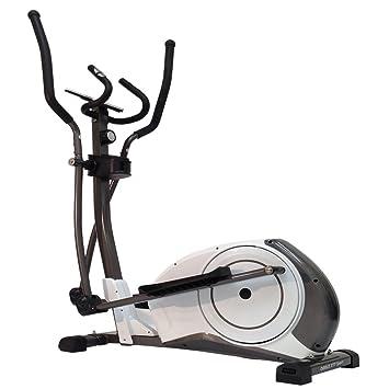 Bicicleta elíptica disco con 12 kg Flywheel - el Orbus XT7 deporte impresionante construir tiene calidad