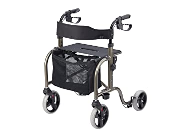 RL-Smart B&B - Andador con ruedas (6 kg): Amazon.es: Salud y ...