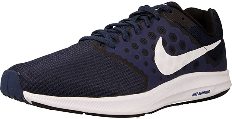 Nike Downshifter 7, Scarpe da Ginnastica Basse Uomo