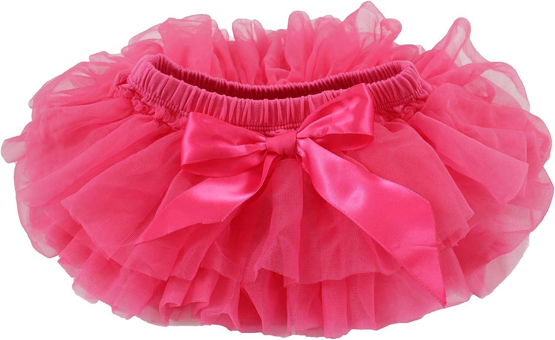 12 Colors Baby Girl Chiffon Ruffle TUTU Diaper Cover Newborn Photo Prop