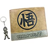 Amazon.com: DRAGON BALL Z - Cartera de piel sintética estilo ...