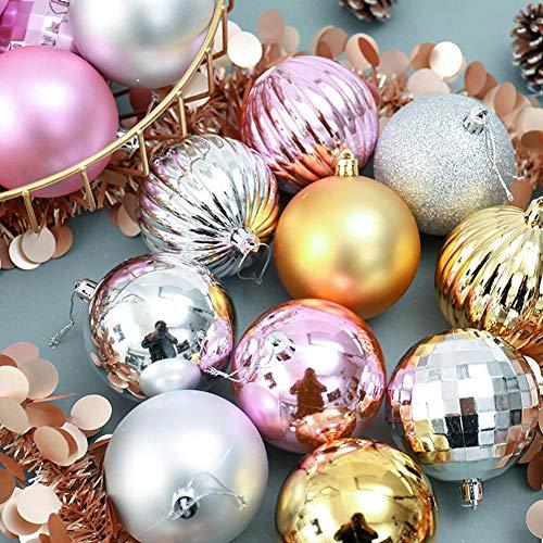 Adornos de bolas navideñas de 1.57
