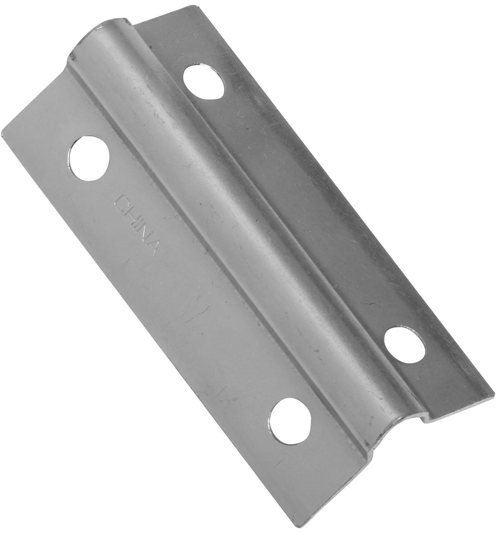 Stanley Hardware S755 505 CD991 Long Corner Brace in Zinc plated 2 pack