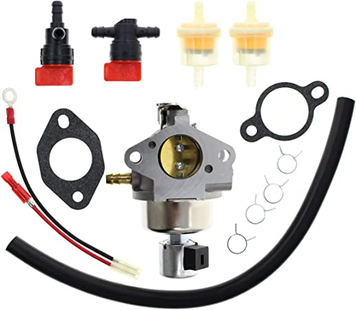 Carburetor Kit w//Gasket For Kohler Engine 12 853 178-S 12 853 131-S 12 853 135-S